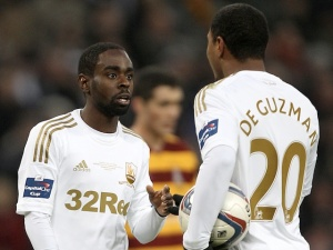 Nathan Dyer - good winger, bad sharer