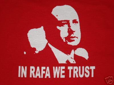 Rafa We Trust