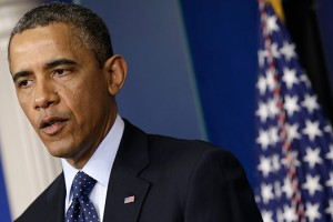 President Obama Makes Remarks On The Explosions At The Boston Marathon