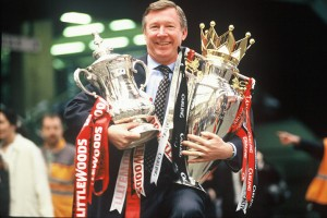 Ferguson's reign at Old Trafford brought many trophies