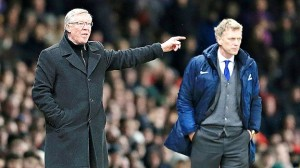 Ferguson fingers his replacement