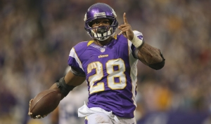 Can Peterson repeat his excellent form of 2012?