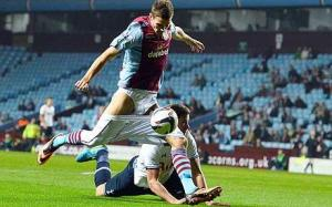 Aston VIlla were exposed in both defence and attack by Tottenham Hotspur