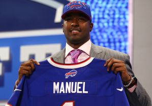 EJ Manuel offers the Bills hope for the future at least