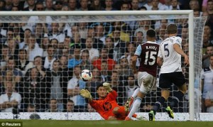 Ravel Morrisson completes the rout for West Ham against Spurs