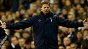 Tim Sherwood realizes being Tottenham manager is not that much fun