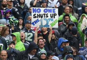 Maybe in 2016 when it is the Oklahoma City Seahawks, they will be quiet