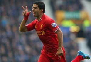 Suarez the unstoppable