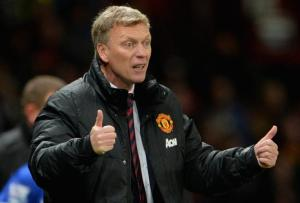 David Moyes' thumbs may be up, but his face - and results - are not
