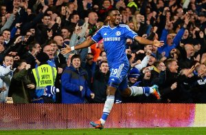 Eto'o, brutal for United's new Caesar of David Moyes