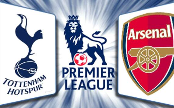 Image result for Tottenham v Arsenal