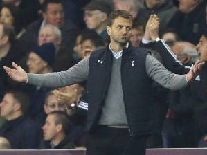 Tim Sherwood's hopes of leading Spurs to a 4th place finish could be dead and buried by Easter Sunday