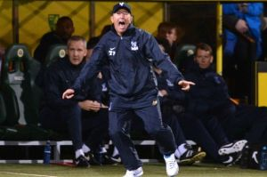 Tony Pulis - the best thing to happen to Crystal Palace since The Great Exhibition in 1851.