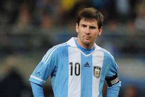 Can Messi finally come good for Argentina