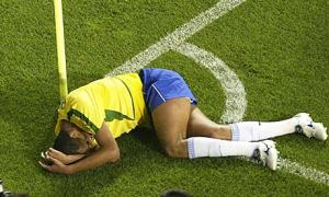 Rivaldo never played football again was just fine after this
