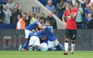 DiMaria was a Champions League Winner in May; World Cup Finalist in July and now a United player losing to Leicester