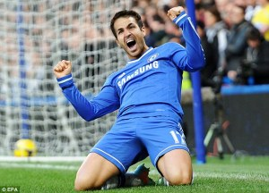 Do not expect to see any celebrations if Fabregas scores against Arsenal this Sunday