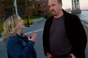 Louis C.K and Sarah Baker combined for seven amazing minutes of television on Louie