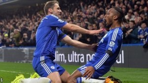 No matter how old Drogba gets, he will always score against Tottenham