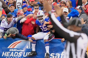 The Bills overcame the Packers to keep their playoff hopes alive