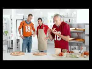 "Manning, Montana, ""Papa"" and ""pizza"""