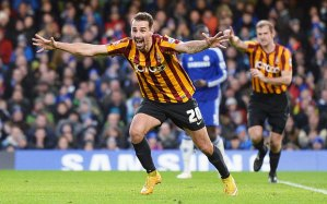 Chelsea 2 Bradford 4 - Football, bloody hell!