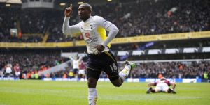 Jermain Defoe, he's a…Spurs hero