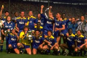 The Crazy Gang win the 1988 FA Cup against Liverpool