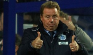 Only Wenger and Ferguson have managed more Premier League games than Redknapp